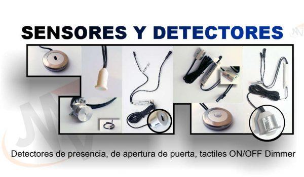 Sensores y detectores