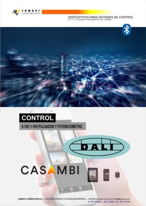 CONTROL DE ILUMINACION CASAMBI